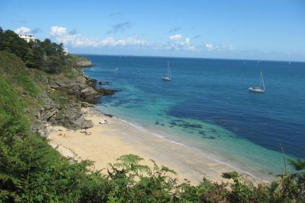 belle ile en mer bretagne frankrijk vakantie eten foodhero strand